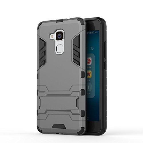FoneExpert® Huawei Honor 5C Handy Tasche, Hülle Abdeckung Cover schutzhülle Tough Strong Rugged Shock Proof Heavy Duty Hülle für Huawei Honor 5C