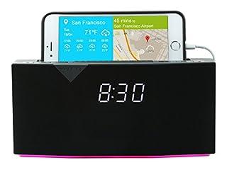 BEDDI WITTI Smart Radio Alarm Clock Speaker with Home Integration (B01MTV8HZ3) | Amazon price tracker / tracking, Amazon price history charts, Amazon price watches, Amazon price drop alerts