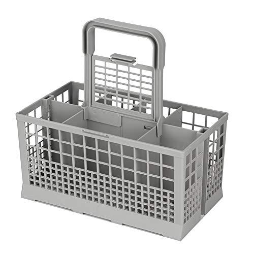 Alvinlite Cesta para Cubiertos, Cesta para lavavajillas, Cesta Universal para Cubiertos Caja para lavavajillas para lavavajillas Multiusos