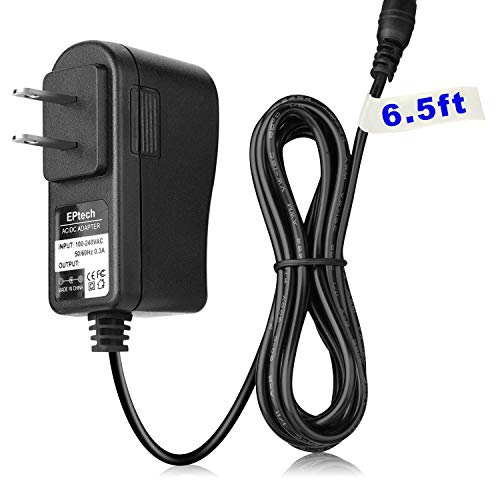 YUSTDA AC/DC Replacement Adapter for Halo Bolt 57720 58830 1201 HALO1201 ACDC Car Jump Starter CEN TECH 4 in 1 3 in 1 CENTECH Portable Power Pack # 69401 60657 Peak PKC0AS PKC0AQ