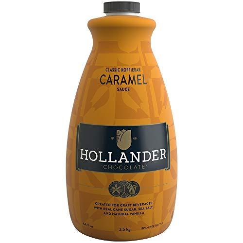 Hollander Chocolate Co. Caramel Café Sauce, 64 oz.