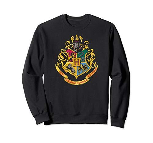Harry Potter Hogwarts School Crest Sweatshirt
