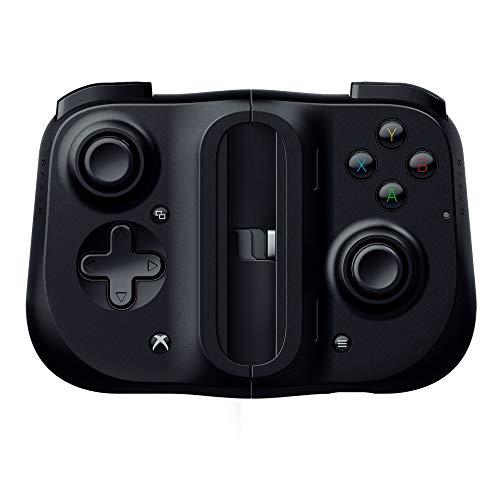 Razer Kishi Android Xbox xCloud Controlador de Juegos para teléfonos Inteligentes,conexión USB-C,diseño ergonómico,Ajuste Individual para teléfonos...