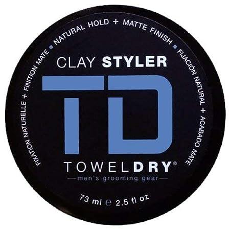 Beauty Shopping TowelDry Clay Styler – 2.5 Ounce (73 ml)