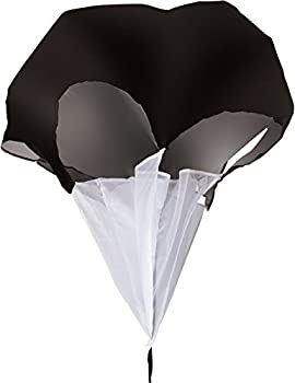 Trademark Innovations 56 Inch Training Resistance Parachute