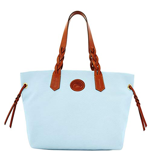 Dooney & Bourke Nylon Large Erica, Light Blue, OS