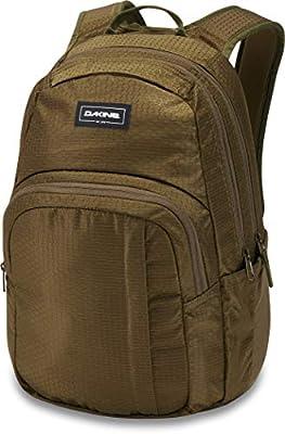 Dakine Unisex Campus M Backpack, 25L, Dark Olive Dobby