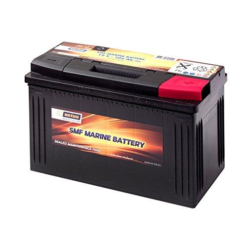 Vetus Marine Batterie 105AH/12V CCA A (EN) 710