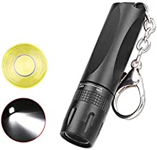 Meiyiu LED T6 Mini Flashlight Keychain with Hanging Buckle for Outdoor Use