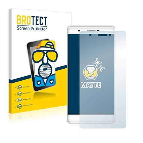 BROTECT 2X Entspiegelungs-Schutzfolie kompatibel mit Phicomm Passion 2S Bildschirmschutz-Folie Matt, Anti-Reflex, Anti-Fingerprint