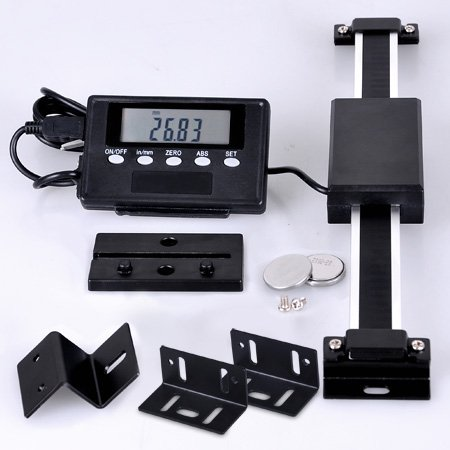Big Save! 6 Lathe Milling Machine DRO Digital Readout Scale with Remote