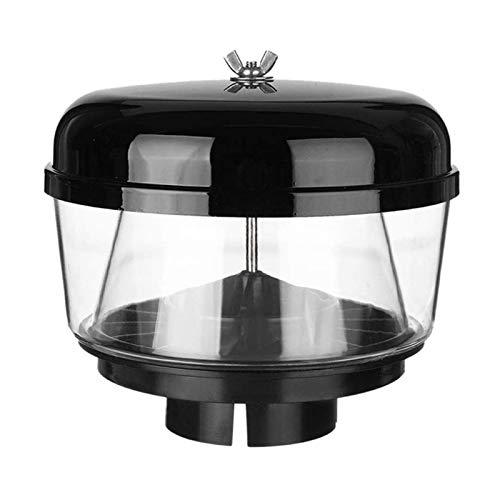 SSGLOVELIN Trampa de Agua Snorkel Head Air Head Head Pre Limpiador de Aire Flujo de Aire Coche Snorkel Head Snorkel Ram Cup Ajuste para Toyota Nissans (Color : 3.5 Inch)