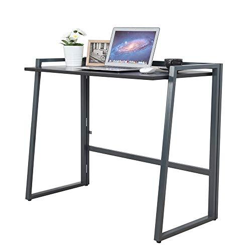 ZHAS Escritorio Plegable para computadora/Escritorio Simple para ...