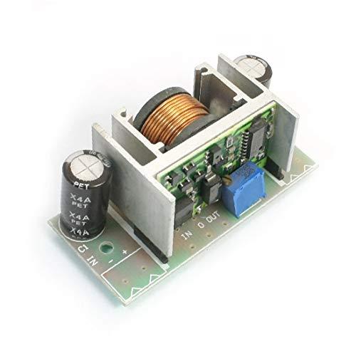 X-DREE 8-40VDC Input 12-5V 24-12V DC Output Converter step and down Module Green (66c42d42-a222-11e9-8d7c-4cedfbbbda4e)