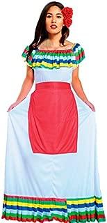 Disfraz Mejicana Mujer para Carnaval: Amazon.es: Juguetes y ...