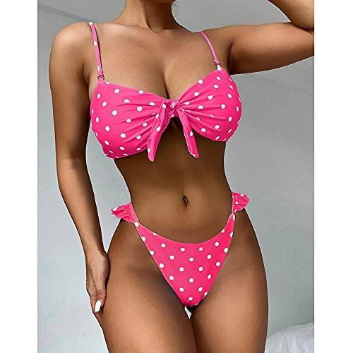 maozuzyy Bikinis Bañador Mujer Bikini Sexy Mujer Traje De Baño Dot Bikini Set Traje De Baño Biquini Traje De Baño Traje De Baño Bikini-9309102_S