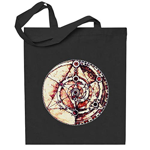 The Dark Crystal Combo Skekses Triangles And Mysts Spirals Totebag