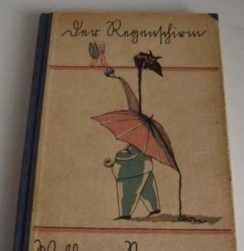 Der Regenschirm - Gedicht in sächsischer Mundart