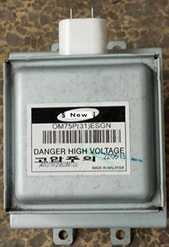 100% Industrial Horno Microondas Piezas OM75P(31) Magnetron para Samsung Horno Microondas OM75P ESGN Magnetron Accesorios