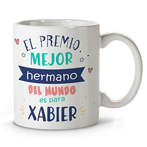 LolaPix Taza Regalo. Regalos Personalizados con Nombre y Texto. Tazas con Frases Originales. Mejor...