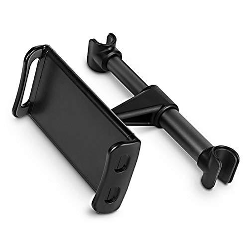 Socobeta Accesorio del vehículo Coche Soporte de teléfono Piezas de automóvil para el coche (negro)