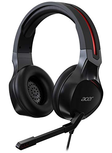 Acer Nitro Gaming Headset – Powerful Bass audio