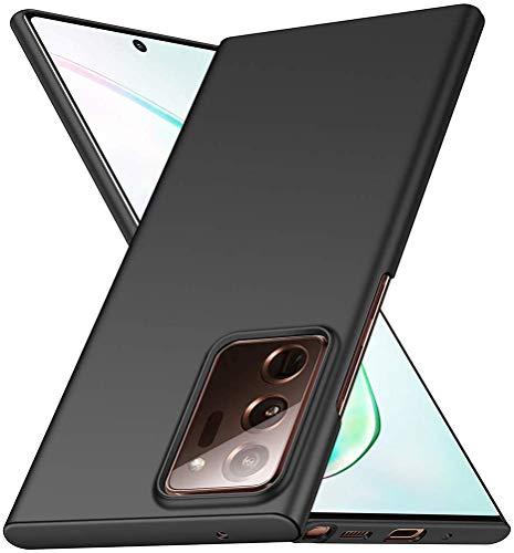 Wuzixi Funda para Samsung Galaxy Note 20 5G. Ultra Slim y Resistente Huellas Dactilares Mate Anti-arañazos y Antideslizante...
