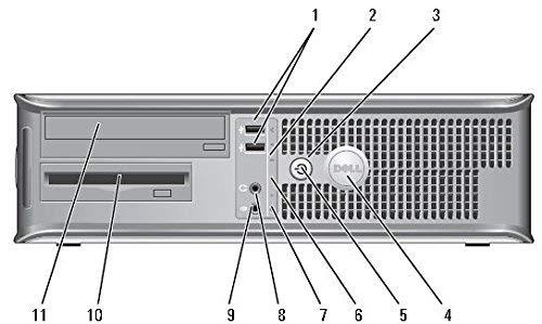 Windows 10 Dell Gaming Ready PC Set (Renewed)