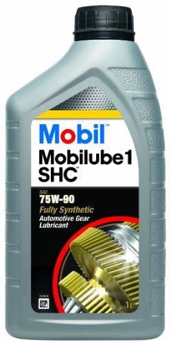 Mobil 1 142382 Mobilube SHC Aceites de Motor para Coches, Transparente, 1...