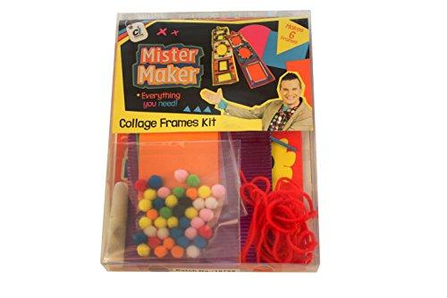 Mister Maker 88833 collage fotolijst knutselset