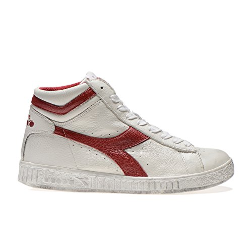 Diadora - Scarpe Sportive Game L High Waxed per Uomo e Donna IT 42