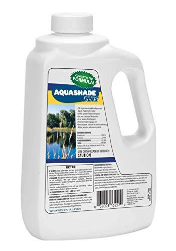 APPLIED BIOCHEMISTS Aquashade Plus Aquatic Plant Growth Control Algaecide, 50 oz