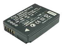 【JC】 Panasonic/パナソニック DMW-BCG10 互換バッテリー DMC-3D1 DMC-ZX1 対応