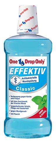 One Drop Only Mundspülung EFFEKTIV Classic