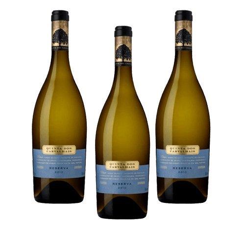 Quinta dos Carvalhais Reserva - Vino Bianco - 3 Bottiglie