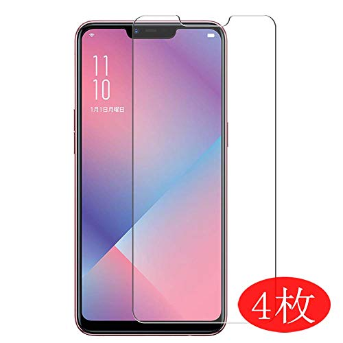 Price comparison product image 4 Pack Synvy Screen Protector for Oppo A3 / R15 NEO / Oppo A5 / Oppo A3S 0.14mm TPU Flexible HD Clear Case-Friendly Film Protective Protectors [Not Tempered Glass] New Version