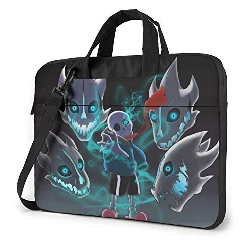 Laptop Sleeve Bag Cartoon Undertale Sans Laptop Sleeve Case Cover, 15.6 inchTablet Briefcase, Notebook Sleeve Case