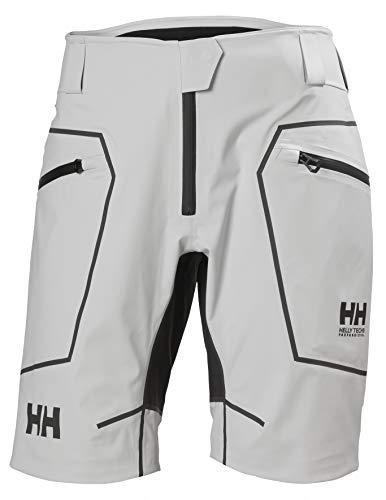 Helly Hansen HP Foil Pro Short pour Homme, Gris fumé, XL