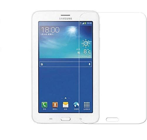 Theoutlettablet® Cristal Templado Protector Pantalla para Tablet Samsung Galaxy Tab 3 Lite 7.0 Pulgadas (T110/T111) Tempered Glass máxima Calidad