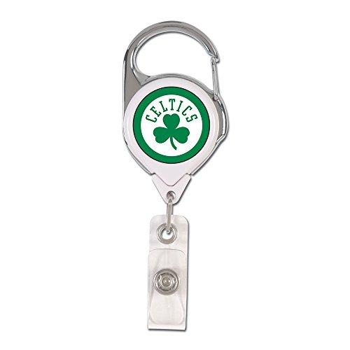 WinCraft Boston Celtics Retractable Premium Badge Holder