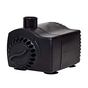 TotalPond 170 GPH Low Water Shut-Off Fountain Pump