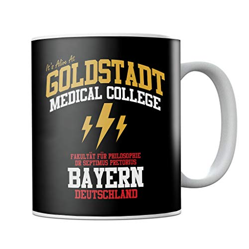 Cloud City 7 Frankenstein Goldstadt Medical College Mug
