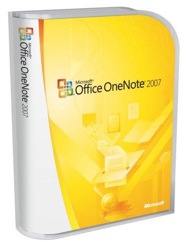 Microsoft OneNote 2007 (PC) [import anglais]