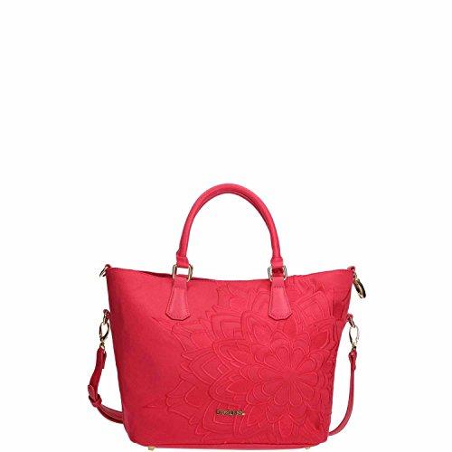 Desigual - Tasche 61X50N0, Florida Emma pink