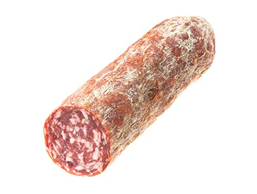 Kreutzers | Salami Campagnolo am Stück Wurst Aufschnitt aus Italien Luftgetrocknet | 550g