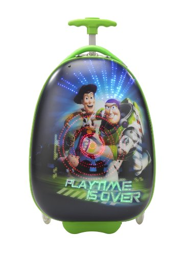 Equipaje, Maletas y Bolsas de Viaje - Premium Designer Maleta Rígida - Heys Disney LED Toy Story Ideal para niños