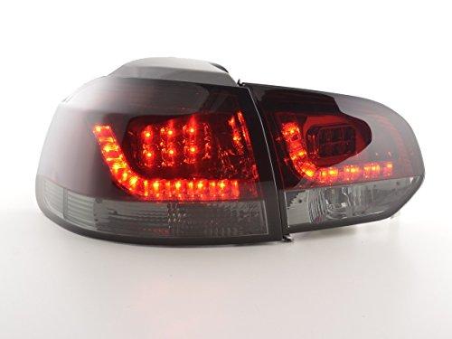 FK Automotive FKRLXLVW13513 LED Feux Arrière, Noir