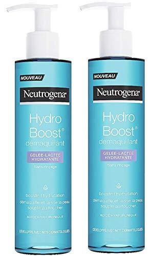 Neutrogena Hydro Boost Démaquillant Gelée-Lactée - Lot de 2