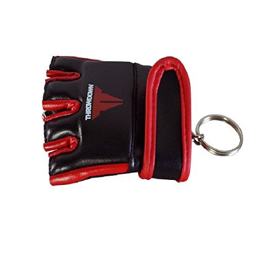Throwdown Mini MMA Handschuh Schlüsselanhänger - MMA Handschuhe Kampfsport Schlüsselanhänger
