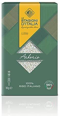 Le Stagioni d'Italia Rice (Arborio, 10 x 1kg)